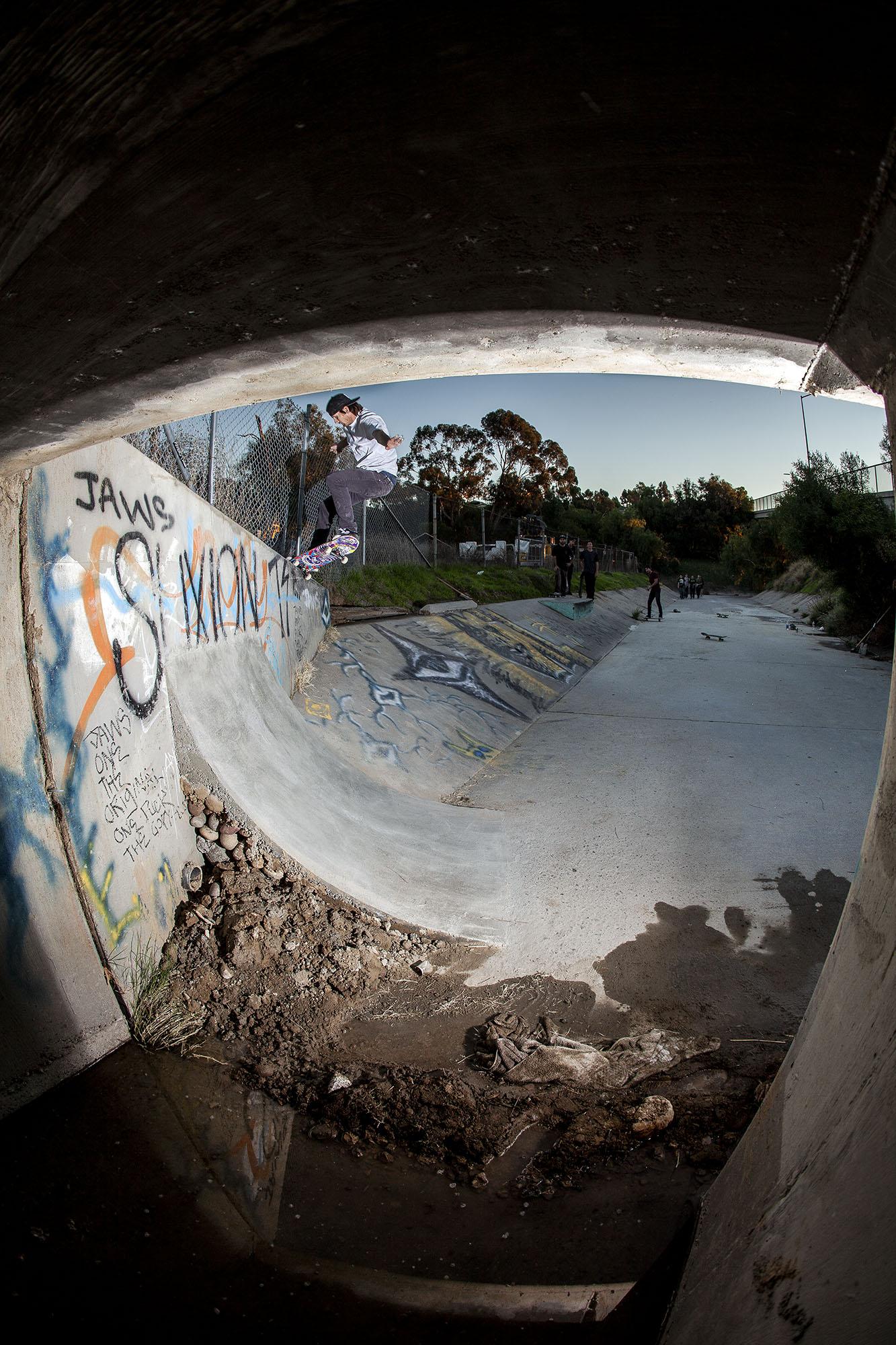 Pat Duffy, San Diego